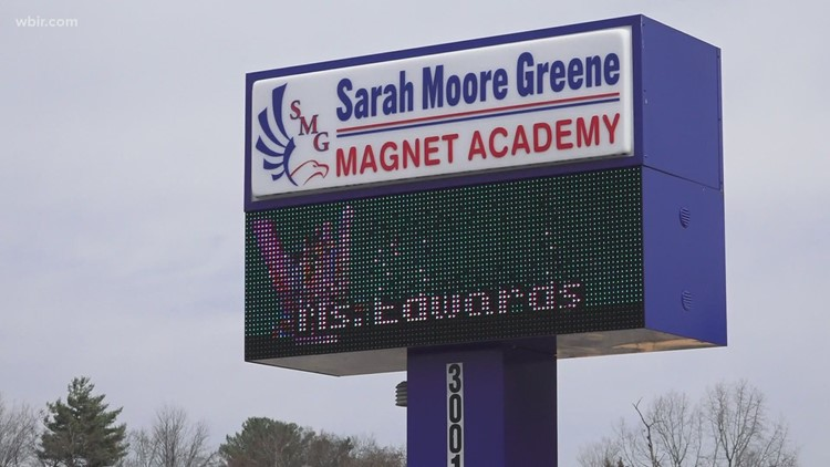 Knox County Schools investigates Sarah Moore Greene shooting concerns