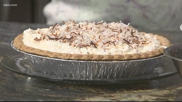 In the kitchen: Coconut Creme Pie