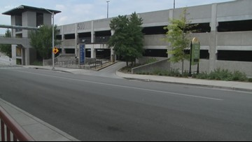 Section of South Central Street closes Monday for State Street Garage expansion