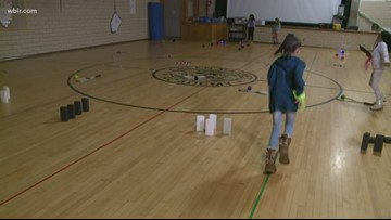 Cool Schools: Green Magnet Academy integrates technology and robotics into physical education