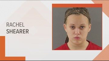 23-year-old Woman charged with human trafficking