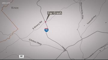 Law enforcement arrests armed suspect who fled I-75 crash