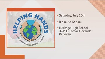 Church to give away school supplies Saturday