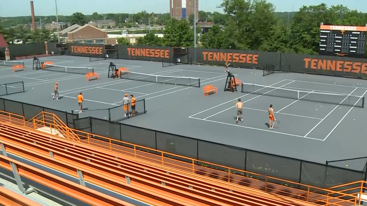 Tennessee Men's Tennis ranked No. 4 nationally