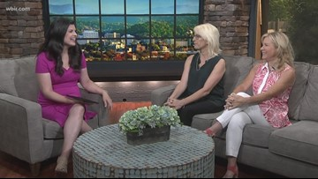 Moms panel discusses some of the top parenting topics