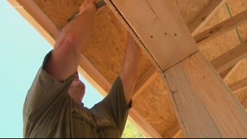 Volunteers needed to help with Sertoma Center duplex build