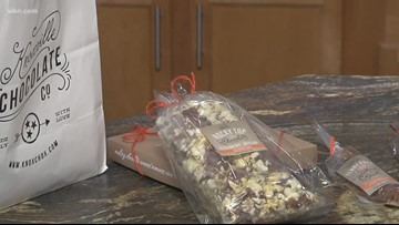 Knoxville Chocolate Company stops by for World Chocolate Day