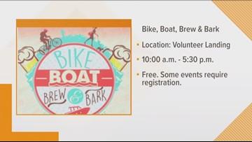 YWAC hosts Bike, Boat, Brew and Bark