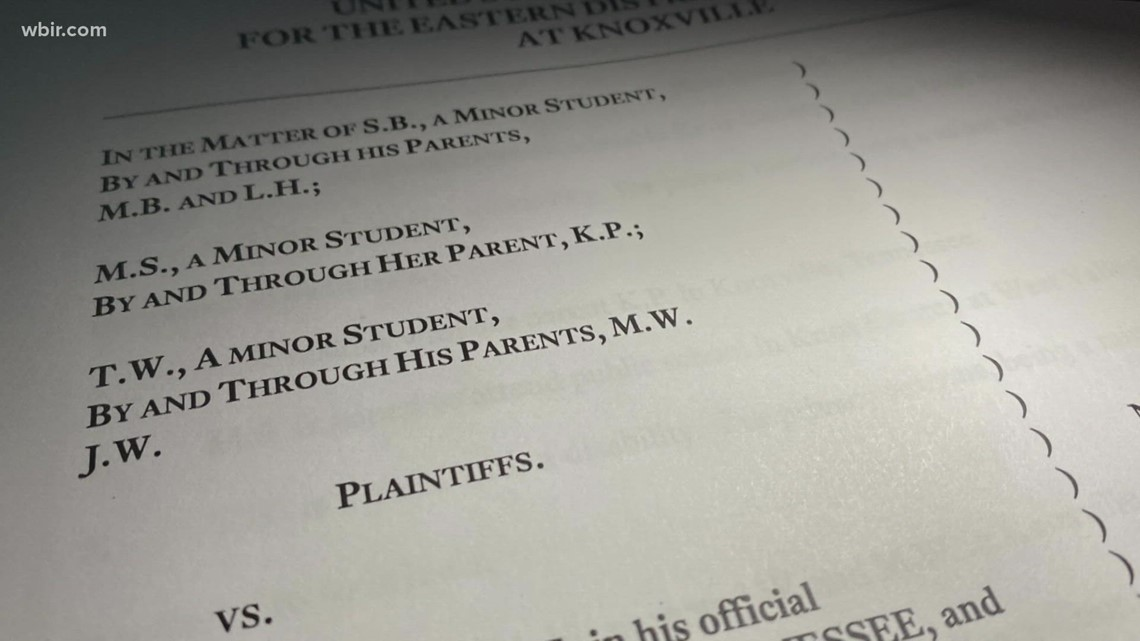 What to expect from the federal court hearing about masks in Knox Co. Schools
