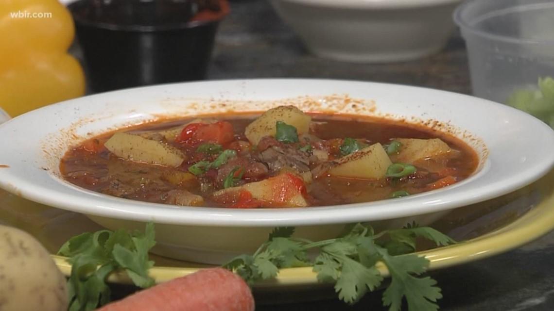Buffalo Mountain Grille Shares A Recipe For Hungarian Goulash
