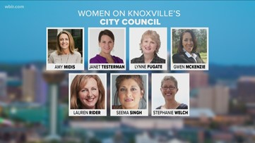 Knoxville elects first female-majority city council