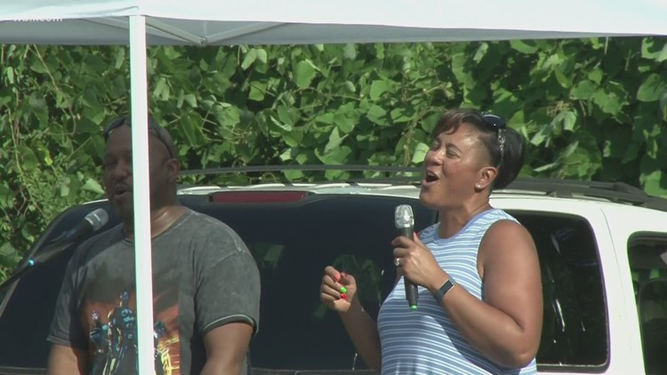 Churches organize Juneteenth celebration to show love in East Knoxville