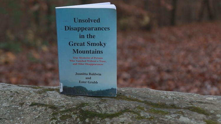 Juanitta Baldwin authored the book Unsolved Disappearances in the Great Smoky Mountains.