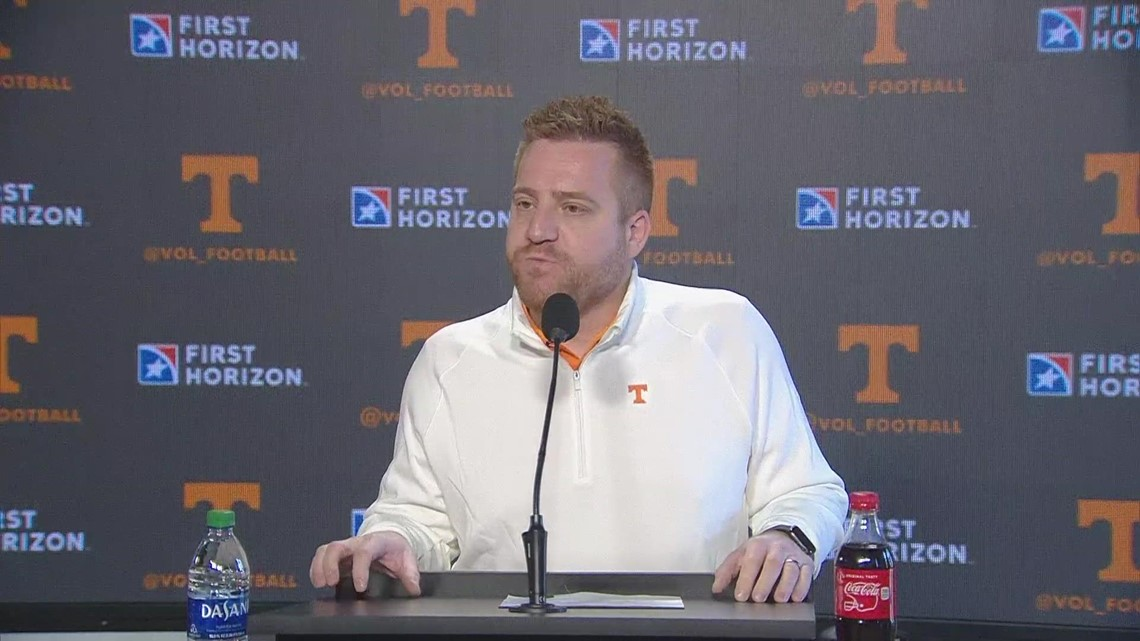 New Vols Offensive Coordinator introduced