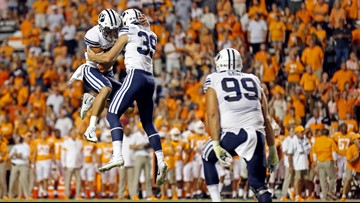 Tennessee falls to BYU in double-overtime