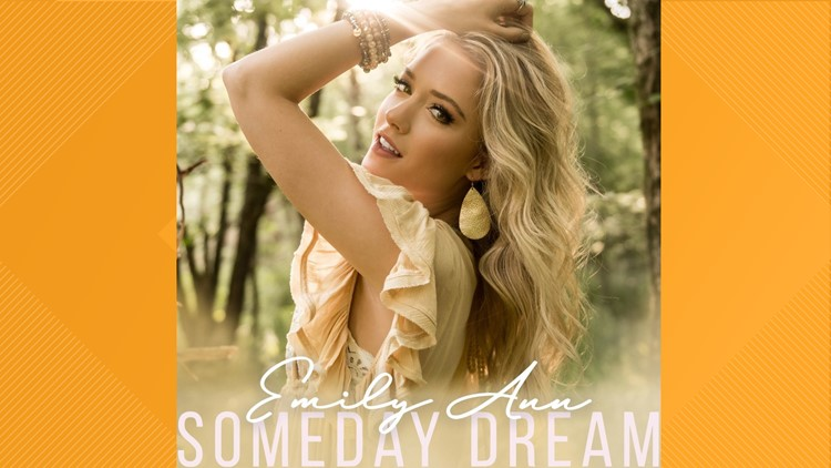 Emily Ann Roberts' new album is #4 on the iTunes country chart