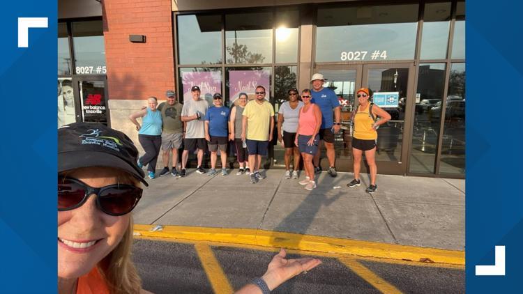Teamwork makes the dream work when training for a marathon