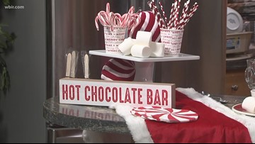 Take Hot Chocolate to another level with a hot chocolate bar