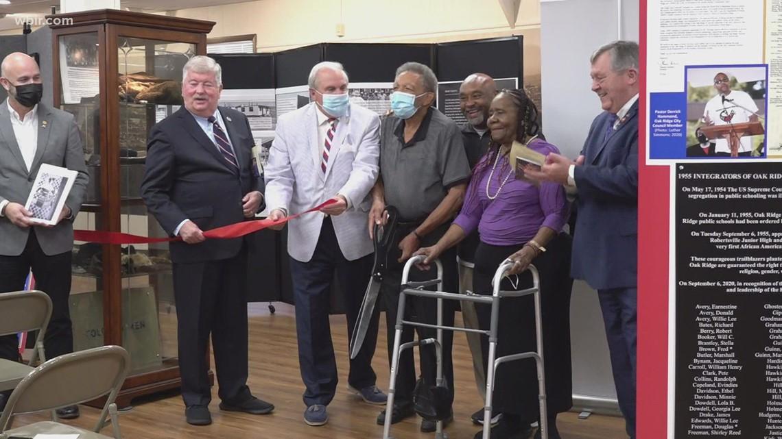 Museum exhibit opens honoring Oak Ridge 85