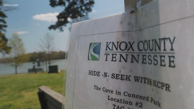 Knox County Parks Hide & Seek runs through end of April