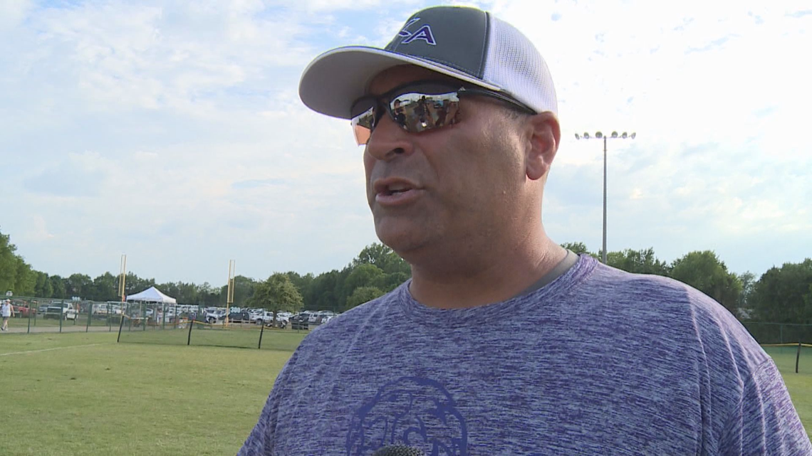 TKA softball coach Marc Weekly stepping down