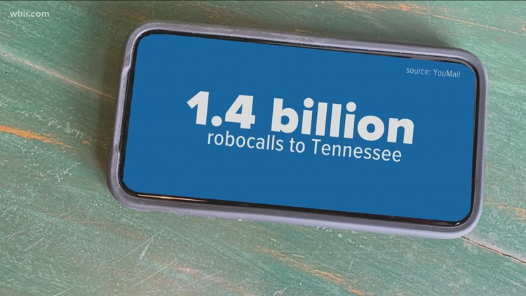 Tennessee 10th worst in country for robocalls