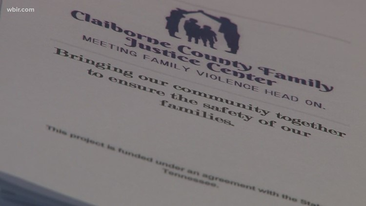 New Claiborne Co. Family Justice Center opens, offering centralized resources for victims