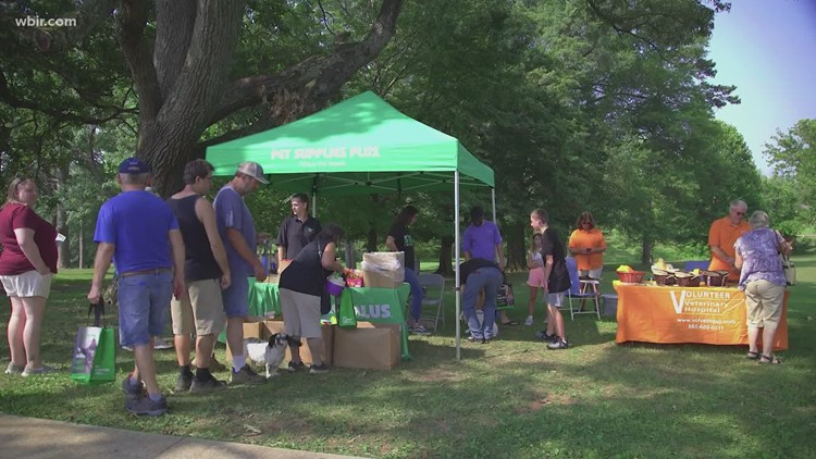 Girl Scout helps raise money for Blount County animals