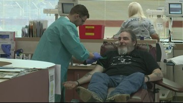 Annual Orange and Blue Blood Drive to start Nov. 18