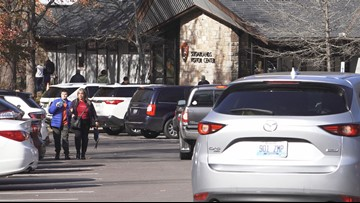 A hike before your hike: Parking problems in the Smokies