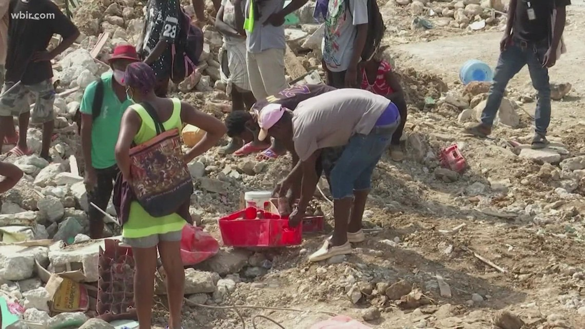 Local man counties to help in Haiti earthquake relief
