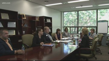 National officials join local leaders to discuss the opioid crisis in Tennessee