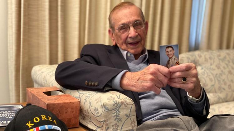 Earl Ratledge, Korean War veteran