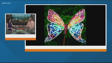 UT Gardens to hold Butterfly Art Auction