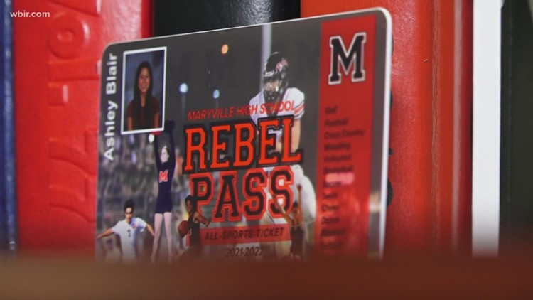 Maryville High School alumni donates passes so every student can go to every sport's home game for free