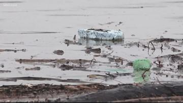 10Listens: Rain brings trash to rivers