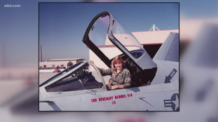 Navy to conduct first all-female flyover for East TN military trailblazer