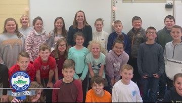 Kristina Froelich - Educator of the Week 11/18