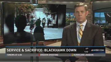 Service and Sacrifice: Blackhawk Down