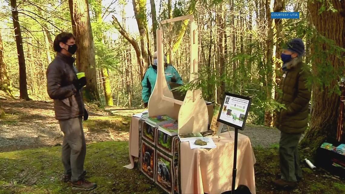 Smokies Storybook Trail combines reading and hiking