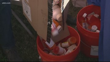 National Prescription Drug Take Back Day is Saturday. Here's what you need to know.