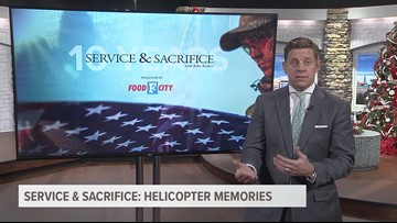 Service & Sacrifice: Helicopter Memories