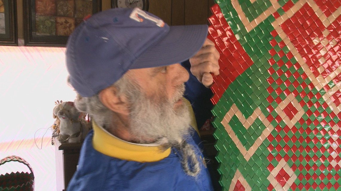 Crossville man creates giant blanket he hopes will claim spot in the Guinness Book of World Records