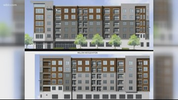 More apartments slated for the Old City