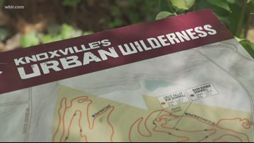 City of Knoxville breaking ground on $10 million Urban Wilderness project after years of planning