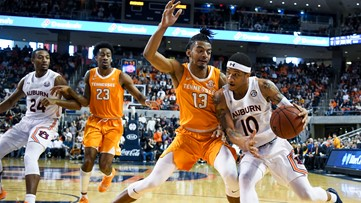 Auburn rallies past Vols; fan tossed for derogatory comment