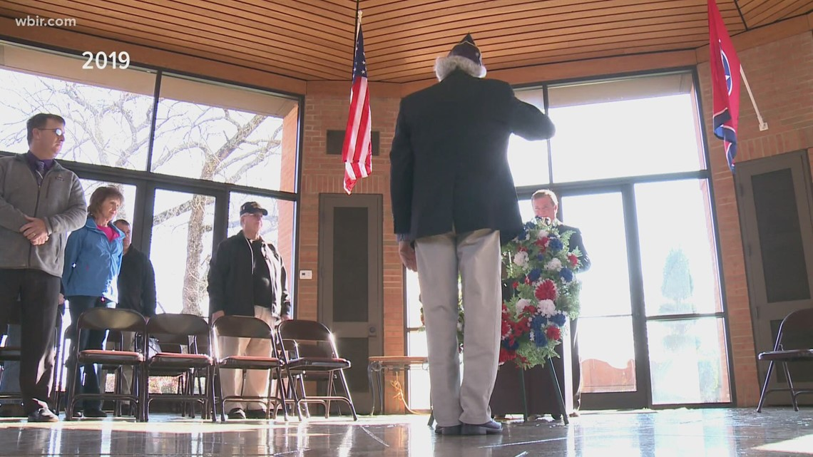 79 years later: East TN honors Pearl Harbor Day