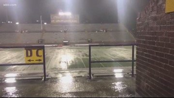 5A Football State Championship postponed