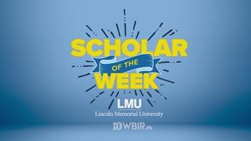 Hailey Thomas - Scholar of the Week 2/20
