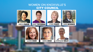 Diversity in government: Why a majority-female city council is a big deal for Knoxville